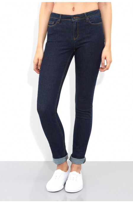 Diamond Indigo Slim Straight