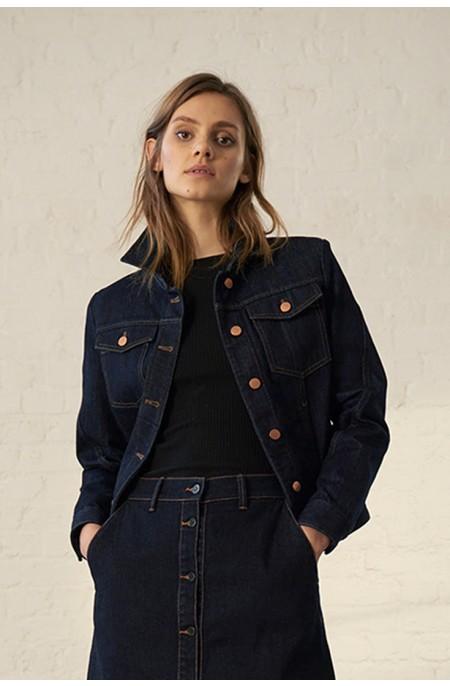 Mercury Indigo Jacket