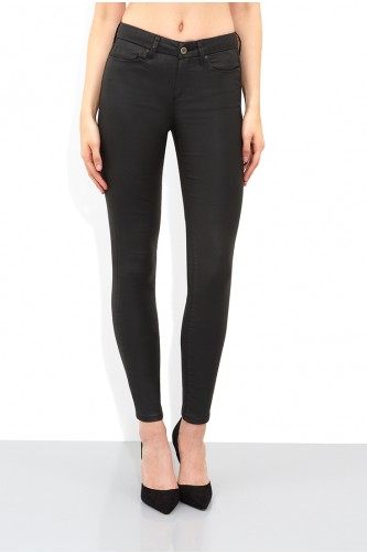 Onyx Sheen Black Skinny
