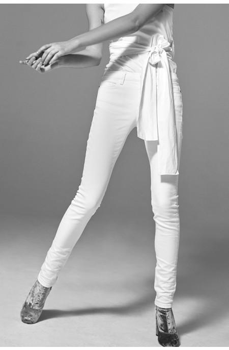 Crystal White Skinny