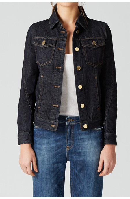 Mercury Indigo Jacket