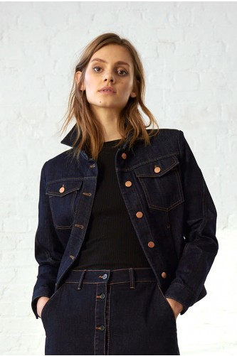Mercury Boxy Jacket