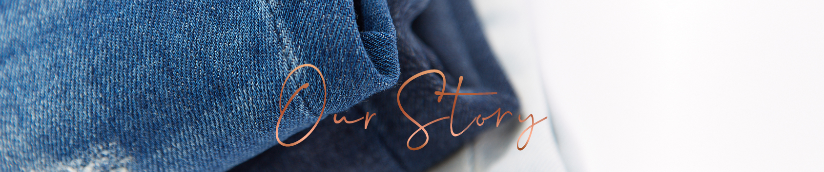 Our Story Premium Sustainable Denim   London Jeans